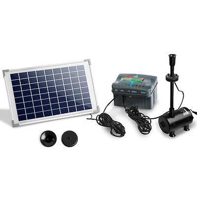 800L/H Submersible Fountain Pump with Solar Panel - Free Shipping