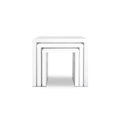 Set of 3 Nesting Tables - Free Shipping