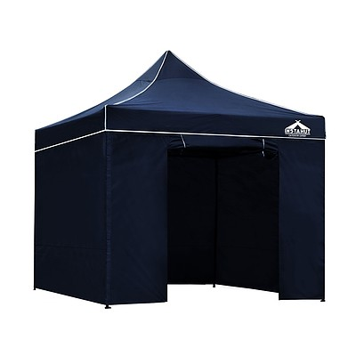 3x3M Outdoor Gazebo - Navy - Brand New - Free Shipping