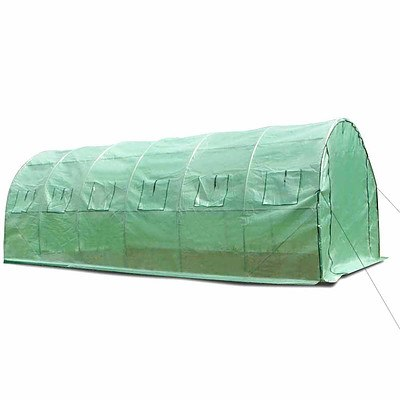 Galvanised Steel Green House 6M x 3M x 2M  - Brand New - Free Shipping