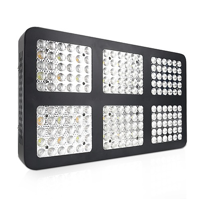 2000W LED Grow Light Full Spectrum Reflector  - Free Shipping