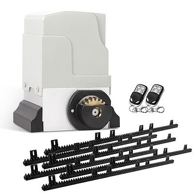 1800KG Automatic Sliding Gate Opener 6M with Remotes - Brand New - Free Shipping