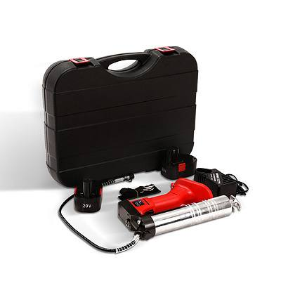 Giantz 20V Rechargeable Cordless Grease Gun - Red - Brand new - Free Shipping