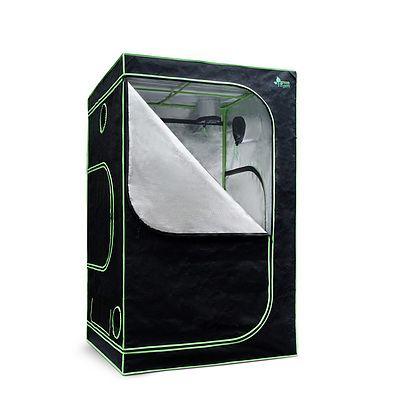 1680D 1.2MX1.2MX2M Hydroponics Grow Tent Kits Hydroponic Grow System