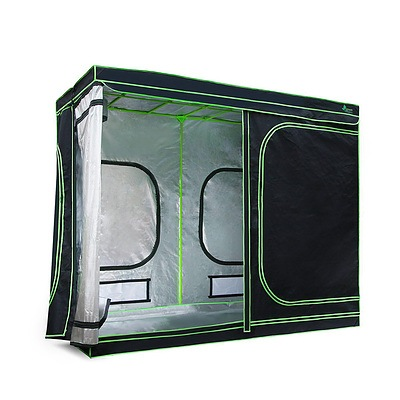 240cm Hydroponic Grow Tent - Free Shipping