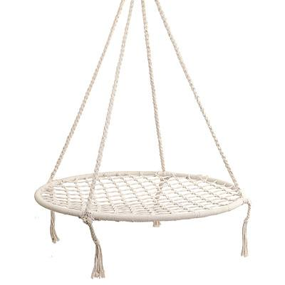 Keezi Kids Nest Swing Hammock Chair - Free Shipping