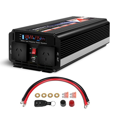12V - 240V Portable Power Inverter - Brand New - Free Shipping