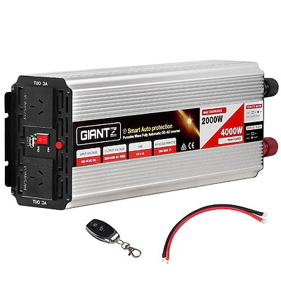 2000W Puresine Wave DC-AC Power Inverter  - Brand New - Free Shipping