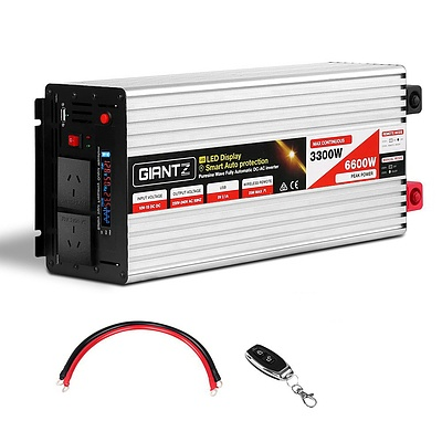 3300W Puresine Wave DC-AC Power Inverter  - Brand New - Free Shipping