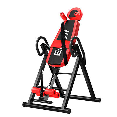Everfit Inversion Table Gravity Stretcher Inverter Foldable Home Fitness Gym - Brand New - Free Shipping