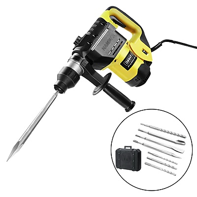 1800W Jack Hammer Electric Jackhammer Demolition Rotary Concrete Drill - Brand New - Free Shipping