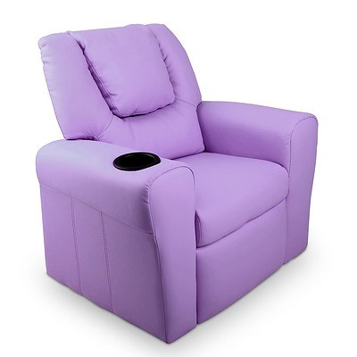 Kids Recliner - Purple - Brand New - Free Shipping