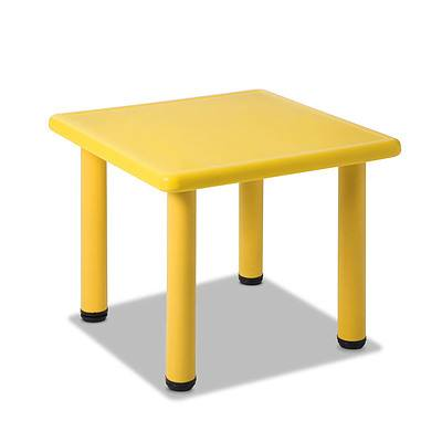 Kid's Table - Yellow - Free Shipping