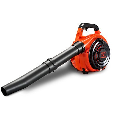 26CC Petrol Blower and Vacuum - Orange & Black - Free Shipping