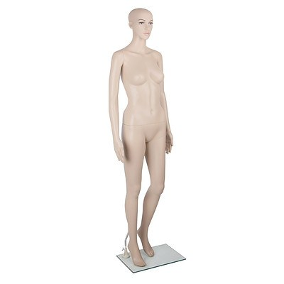 Full Body Female Mannequin Cloth Display Tailor Dressmaker Skin Tone 175cm - Brand New - Free Shipping