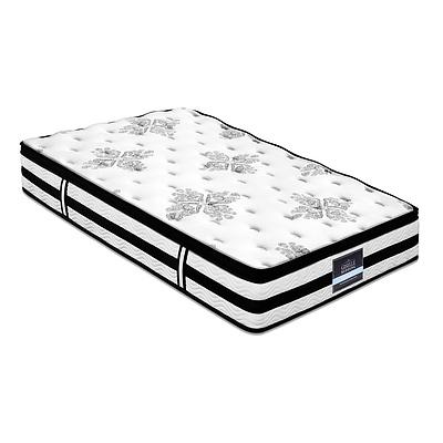 Single Size 34cm Thick Foam Mattress - Brand New - Free Shipping