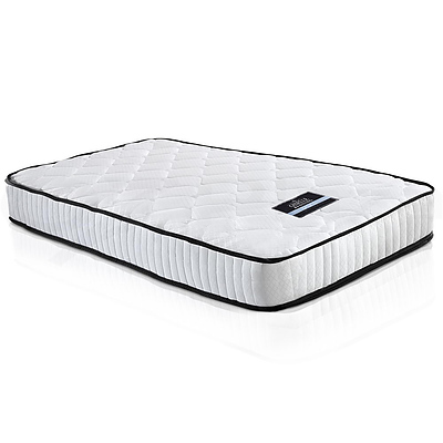 High Density Foam Pocket Spring Mattress 21cm Single - Brand New - Free Shipping