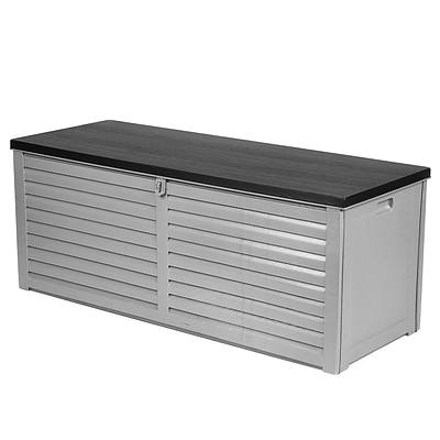 Outdoor Storage Box Bench Seat 390L - Brand New - Free Shipping
