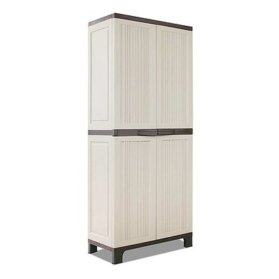 Outdoor Lockable Storage Cabinet  - Brand New - Free Shipping