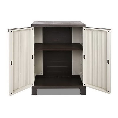 Outdoor Half-sized Storage Cabinet  - Brand New - Free Shipping