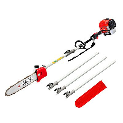 65CC Pole Chainsaw Petrol Chain Saw Brush Cutter Brushcutter Tree - Brand New - Free Shipping