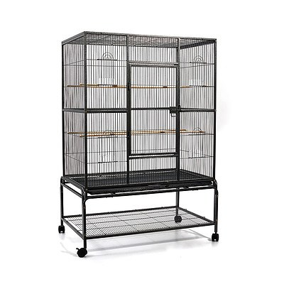 Pet Bird Cage Black Large - 140CM - Brand New - Free Shipping