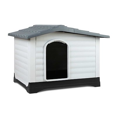 Grey Dog Kennel - Brand New - Free Shipping