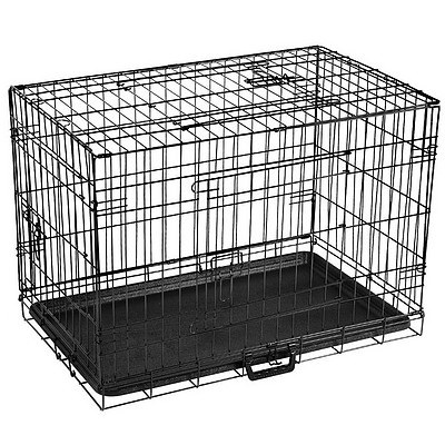 Foldable Pet Crate 30Inch - Brand New - Free Shipping