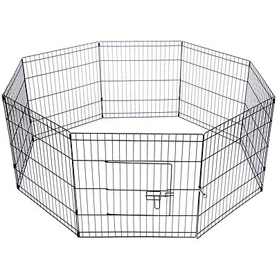 8 Panel Pet Playpen - 24 Inch - Brand New - Free Shipping
