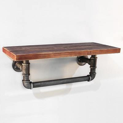 DIY Industrial Wall Shelves - Brand New - Free Shipping