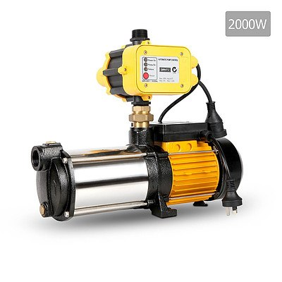 2000W High Pressure Garden Water Pump