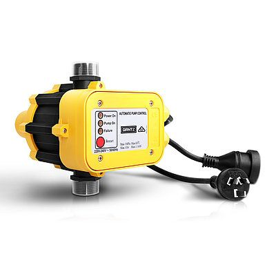 Auto Water Pump Pressure Controller - Free Shipping