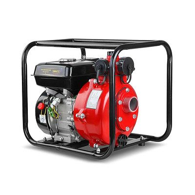 High Pressure Water Transfer Pump - Red - Brand New - Free Shipping