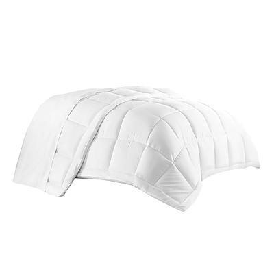 King Size Merino Wool Duvet Quilt - White - Free Shipping