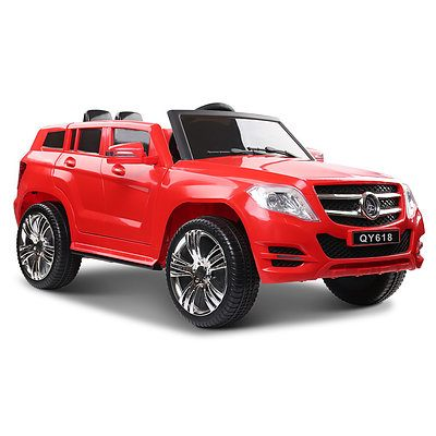 Kids Ride On Car  - Red - Free Shipping