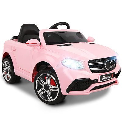 Kid's Electric Ride on Car Mercedes Benz GLE63 Style - Pink - Free Shipping
