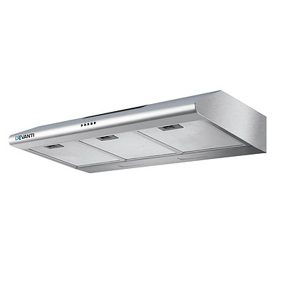 Fixed Range Hood Rangehood Stainless Steel Kitchen Canopy 90cm 900mm - Brand New - Free Shipping