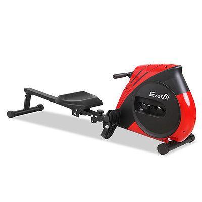 4 Level Rowing Exercise Machine - Free Shipping
