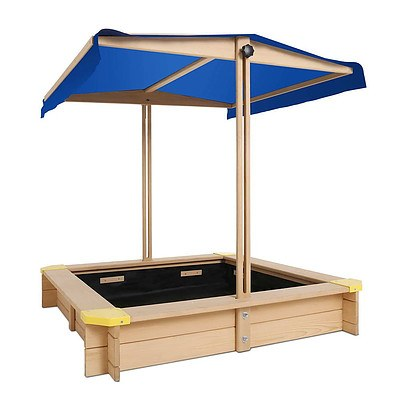 Children Canopy Sand Pit 110cm - Brand New - Free Shipping