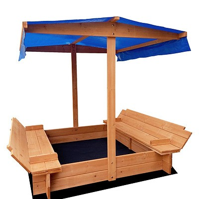 Children Canopy Sand Pit 120cm - Brand New - Free Shipping