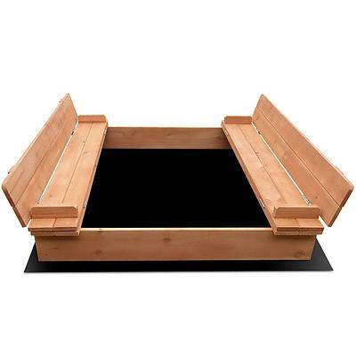 Children Square Sand Pit 95cm - Brand New - Free Shipping