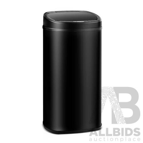 58L Motion Sensor Rubbish Bin - Black - Brand New - Free Shipping
