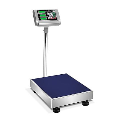 300KG Digital Platform Scale Electronic Scales Shop Market Commercial Postal - Brand New - Free Shipping