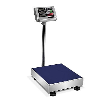 Electronic Computing Platform Digital Scale 300kg - Free Shipping