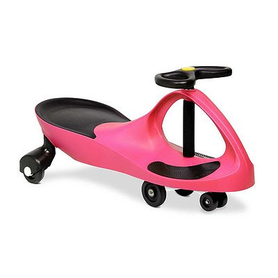 Kids Ride On Swing Car  - Pink - Brand New - Free Shipping