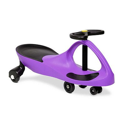 Pedal Free Swing Car 79cm - Purple - Free Shipping