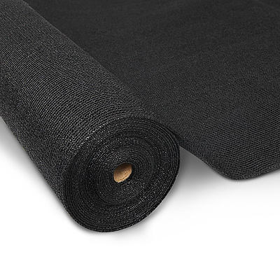 20m Shade Cloth Roll - Black - Brand New - Free Shipping
