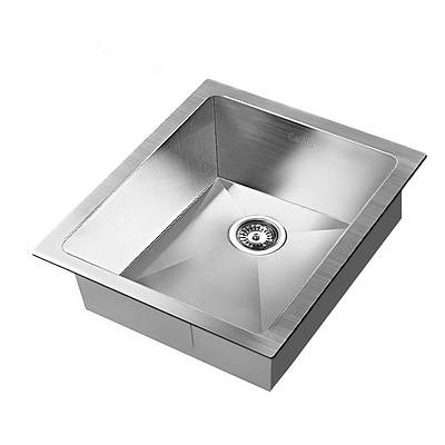 390 x 450mm Stainless Steel Sink - Brand New - Free Shipping