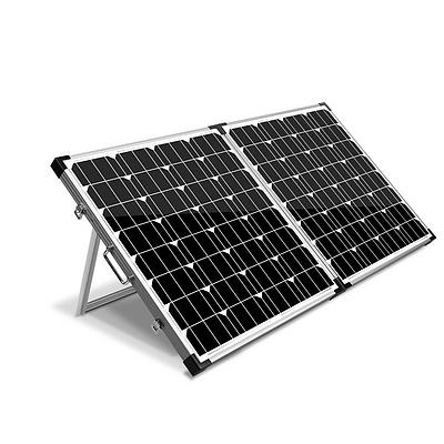 Solraiser Bi-Fold Portable Solar Panel - Free Shipping