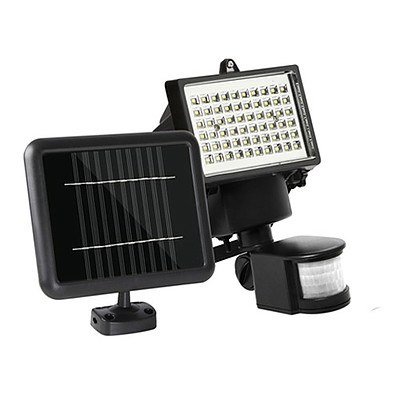 60 LED Solar Sensor Outdoor Light - Free Shipping